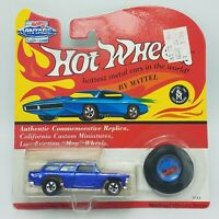 Hot Wheels Vintage Collection Classic Nomad w Matching Button