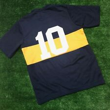 Boca Juniors Argentina Retro Soccer Jersey 1979 Handmade