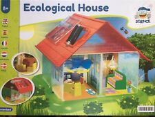 Clementoni Science Ecological Solar Panel House 8+ Christmas Gift Brand New