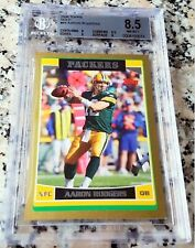 AARON RODGERS 2006 Topps GOLD SP BGS Green Bay Packers Superbowl MVP $$ HOT $$