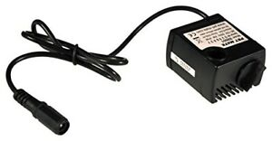 Replacement Pump For Mate Pet Fountains Easy To Fit Low Power Consumption 2 Watt
