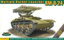 Ace 1/72 BM-8-24 Multiple Rocket Launcher # 72542
