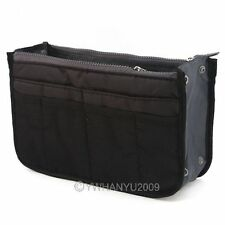 Good Double Zip Outdoor Mens Ladies Travel Toiletry Wash Bag Cosmetic Makeup Bag