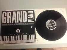 Grand Piano The Mixmaster + Piano Groove DJ Lelewel BCM records 1990 (?)