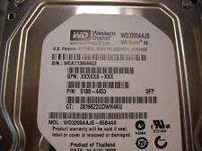 WESTERN DIGITAL WD3200AAJS;5188-4453;320GB,Hard Drive