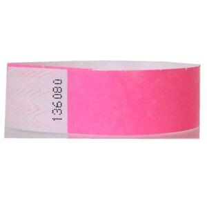 Custom Printed Wristbands,plain,waterproof,childrens,nightclub bands,parties,id,