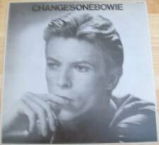 David Bowie - Changesonebowie LP Philippines Diff Cover