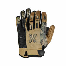 Hk Army Pro Full Finger Gloves - Tan - Large - Paintball