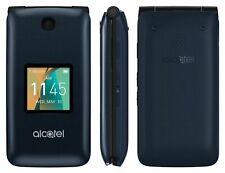UNLOCKED T-Mobile Alcatel 4044W GO Flip 4G LTE WiFi HotSpot Jitterbug Cell Phone