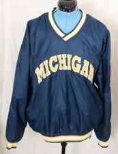 bcb7e9ce4124e Starter Michigan Wolverines NCAA Sweatshirts for sale | eBay
