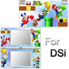 Super Mario VINYL SKIN DECAL STICKER For NINTENDO DSi 4