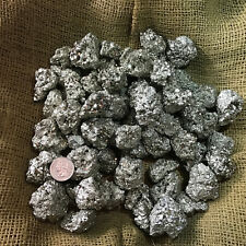 1000 Carat Lots of Unsearched Natural Pyrite Rough a Faceted GEMSTONE