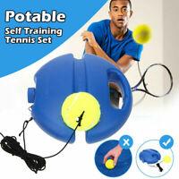 1X Intensive Tennis Trainer Tennis Practice Single Self-Study Training Tools AU
