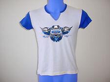 (2) Nascar Ford Tribal Design V-Neck Womens T-Shirts CFS Racing - L - New