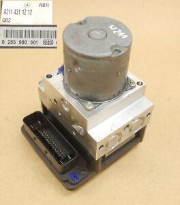 Sensoren vorn neu CLS 2004-2010 2 ABS Mercedes E-Klasse W211 S211 2002-2009