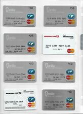 Lot of Expired credit cards VISA and MASTERCARD