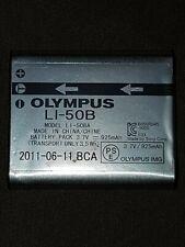 OLYMPUS LI-50B BATTERIE d'origine