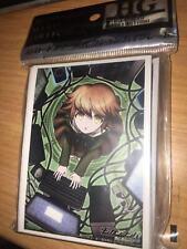 Dangan Ronpa Animation Fujisaki Chihiro Vol 618 Official card sleeves sealed