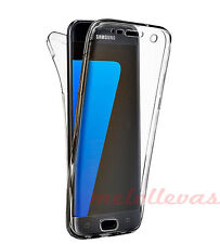 Funda doble para SAMSUNG GALAXY NOTE 4 5.7'' Transparente proteccion completa