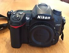 Nikon D7000 16.2 MP Digital SLR, Camera Body Only, 19,801 Actuations