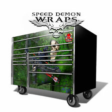 SNAP ON Tool Box BOW HUNTER REAPER CAMO Graphics Wrap Drawer Skin Vinyl KRL 722