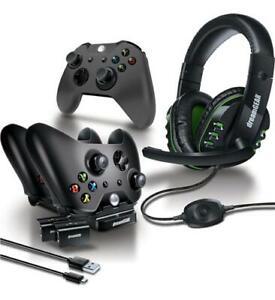 Dreamgear DG-DGXB1-6631 8 Piece Accessory Kit For Xbox One (dgdgxb16631)