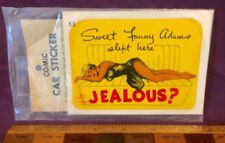 Comedy 1960s Collectable Trading Cards