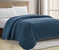 Noble House Extra Heavy and Plush Chevron Braided Blanket