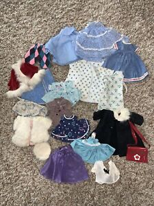 Lot Dresses Clothes Ginny Ginger Betsy McCall Wendy Alexander-kins Jill