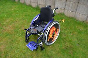 BEROLLKA  Kinder Aktiv Rollstuhl  SB. 30cm  Model:FILOU