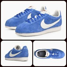 N85 Nike Cortez Classic KM QS UK 8.5 943088-400 Kenny Moore EUR 43 US 9.5