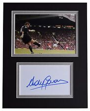 Andy Goram Signed Autograph 10x8 photo display Manchester Utd Football AFTAL COA