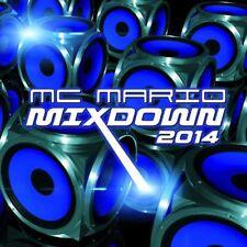 MC Mario - Mixdown 2014 [New CD] Canada - Import