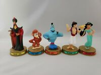 McDonald's Happy Meal Toy 100 Years of Magic Disney 1992  Aladdin set