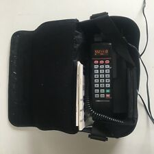 Mobile Bag Phone 1995 Motorola Bell South Mobility SCN2500A with Instructions