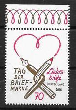 g230 BRD/ Tag der Briefmarke 2016 MiNr 3259 **