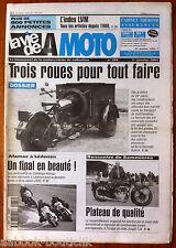 LVM - La Vie de la Moto n°284 du 1/1/2001; Dossier trois roues/ Afamac à Lédenon