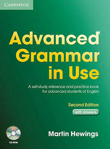 Advanced Grammar in Use With CD ROM-Martin Hewings