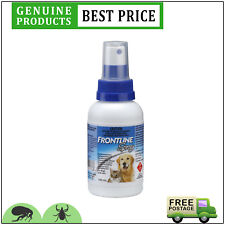 FRONTLINE SPRAY 100 ML Flea and Tick treatment for Dogs and Cats