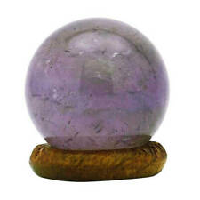 Sphere Amathyst Minerals/Crystal Collectable Crystals