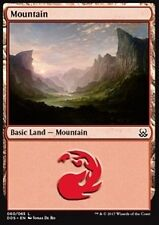 4x Montagna 60 - Mountain 60 MTG MAGIC DDS English