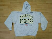 Vintage Logo Athletic 90s Green Bay Packers Sweater Size XL NFL Football VTG