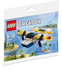 LEGO® CREATOR 30540 Polybag gelbes Wasserflugzeug brandneu und ungeöffnet