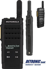 Motorola SL2600 UHF 403-470 Mhz DMR Handfunkgerät mit WiFi u. Bluetooth + Lader
