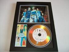 STEPS   SIGNED  GOLD CD  DISC 91