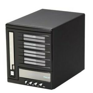 Thecus N4100PRO Diskless System NAS Server - 4 bay - black