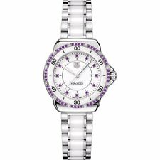 Tag Heuer WAH1318.BA0868 Formula 1 Women's Diamond Stainless Steel Ceramic Watch