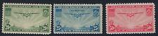 United States Of America:1935 Airmail set Scott #C2-/C22 Mnh
