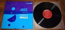 CHARLIE MINGUS JAZZ EXPERIMENTS OF USA BETHLEHEM JAZZ MONO LP 1956 DJ SAMPLE