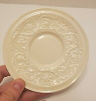 """Wedgwood Plate - Patrician Pattern - Made in England Vintage Small 5"""""""